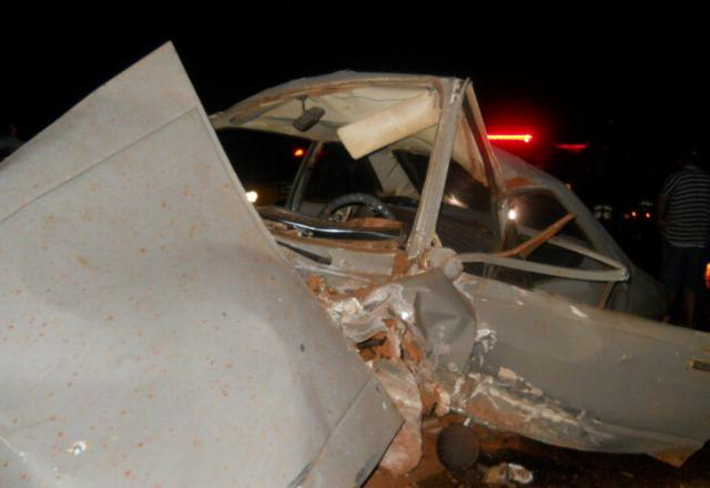 Pai e dois filhos morrem em acidente em Santa Rosa  Deise Froelich/