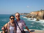 O litoral rochoso de Portugal merece uma visita por suas belas paisagens