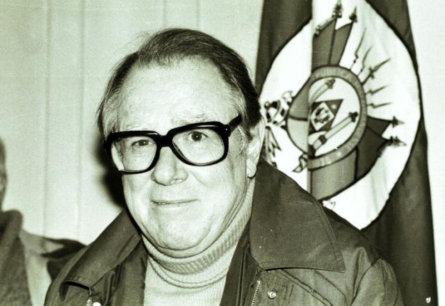 Morre aos 80 anos o jornalista gaúcho Sérgio Jockymann Reprodução/Ver Descrição