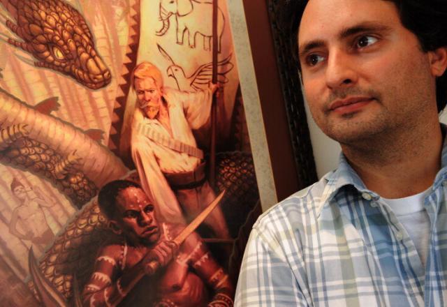 Literatura fant�stica: uma vis�o do mercado