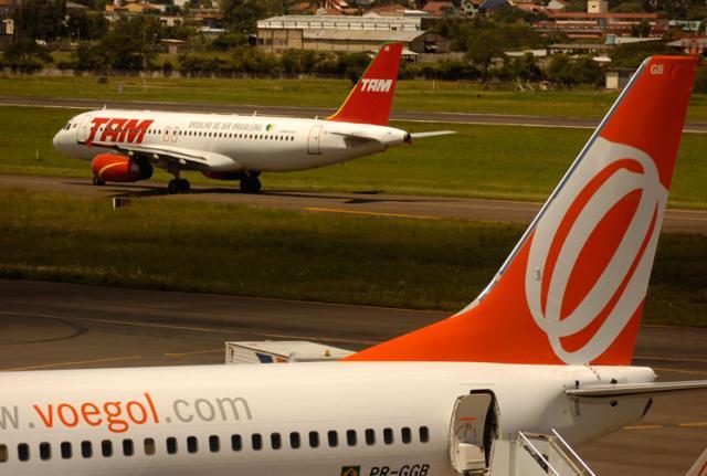 Mais próximo do cliente: companhias aéreas investem em novas tecnologias e redes sociais  Daniel Marenco, Banco de Dados/