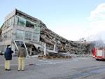O terremoto deixou um enorme rastro de destuição no Japão