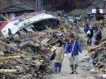 Depois do terremoto, moradores voltam ao local da destruição em Minamisanriku