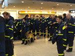Equipes de resgate da Europa se preparam para auxiliar buscas no Japão