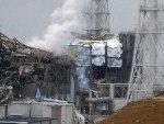Foto mostra danos nos reatores três e quatro da usina de Fukushima, ao norte da capital japonesa