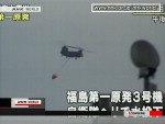 Helicóptero tentou se aproximar do reator 4 da central nuclear de Fukushima