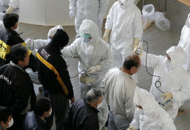 WikiLeaks revela que Japão foi advertido sobre risco sísmico para centrais nucleares Go Takayama/AFP