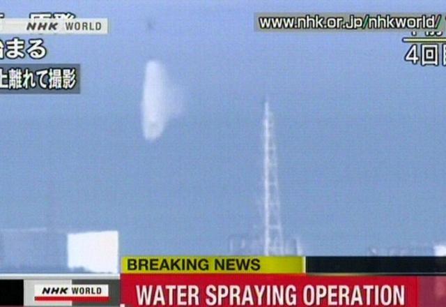 Tóquio corre risco de apagão e pode ficar às escuras nesta quinta-feira NHK/AFP/Reprodução