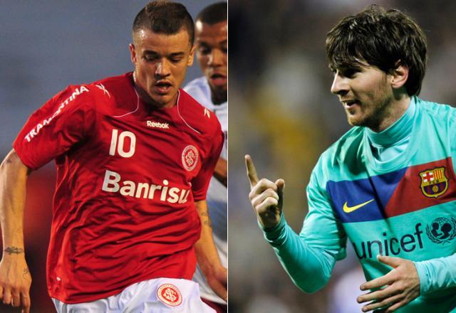 Inter recebe liberação da CBF para disputar torneio em Munique  Montagem sobre fotos de Diego Vara e Alberto Saiz/AP  /