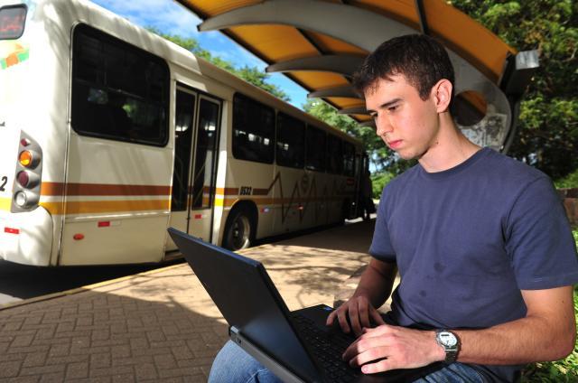 Estudante da UFRGS cria site com rotas de ônibus da Capital Tadeu Vilani/Agencia RBS