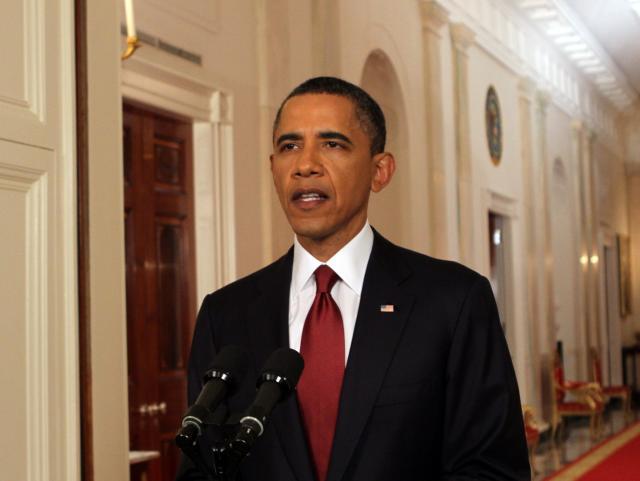 """Em entrevista, Obama diz que perdeu algumas vezes """"a batalha de relações públicas"""" Chris Kleponis/AFP"""