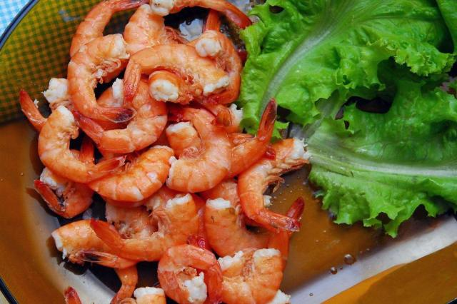 Alergia causada por camarão pode ser grave e irreversível Gerson Pantaleão/Ver Descrição