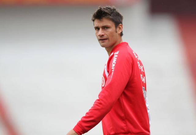 A despedida de um mito do Inter: Sobis passa últimos momentos no Beira-Rio Lucas Uebel, Vipcomm /