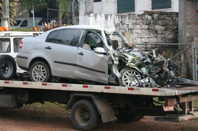 Final de semana tem ao menos 14 mortes no trânsito no RS Samuel Silveira, Leitor-repórter/