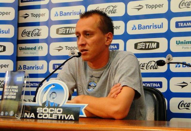 Marquinhos fala em ajudar Douglas na armação e usa Inter como exemplo Diego Guichard/clicEsportes