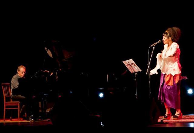 Mário Laginha e Maria João: uma fabulosa mistura na abertura do POA Em Cena Mariano Czarnobai/18º Porto Alegre Em Cena