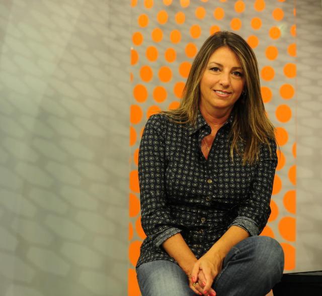 Jornalista Rosane Marchetti fala sobre sua luta contra câncer de mama Mauro Vieira/Agencia RBS