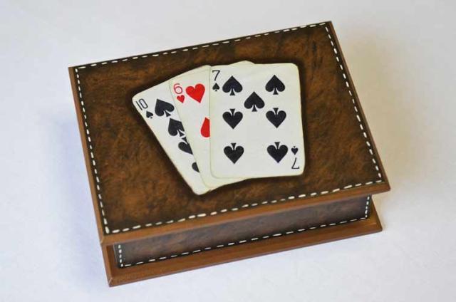 Faça você mesmo: caixa especial para baralhos Maicon Damascen/