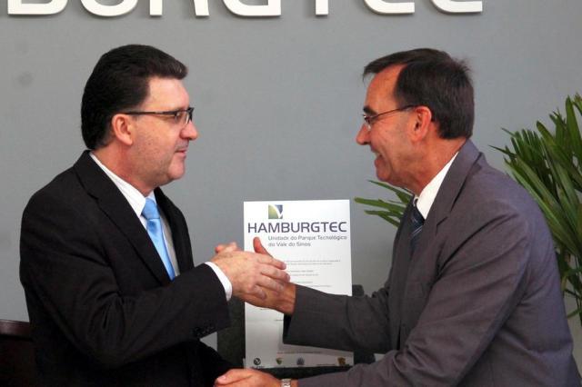 Novo Hamburgo inaugura polo tecnológico Miro de Souza/Agencia RBS