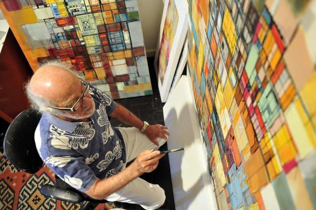 O artista fala: Vitorio Gheno cria uma das obras mais provocativas do Artemosfera Tadeu Vilani/Agencia RBS