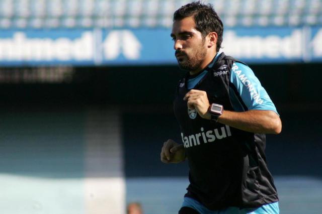 Vasco anuncia a contratação de Escudero, ex-Grêmio Wesley Santos/Divulgação
