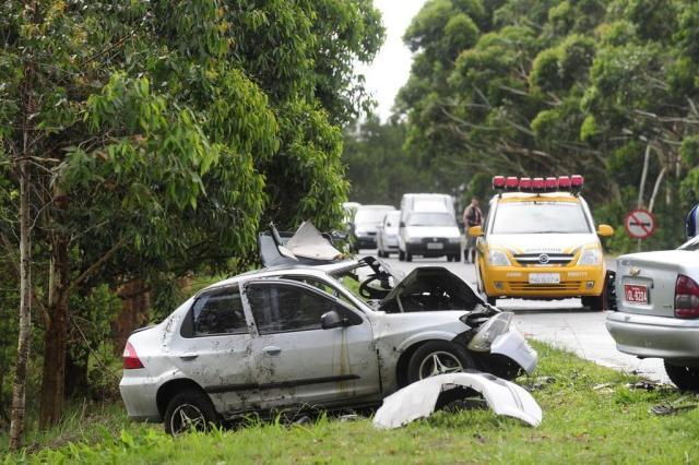 MP denuncia casal envolvido em acidente com duas mortes na Estrada do Mar Ricardo Duarte/Agencia RBS