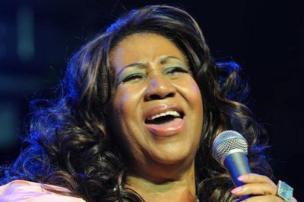 Aretha Franklin cancela shows por motivos de saúde Divulgação/Divulgação