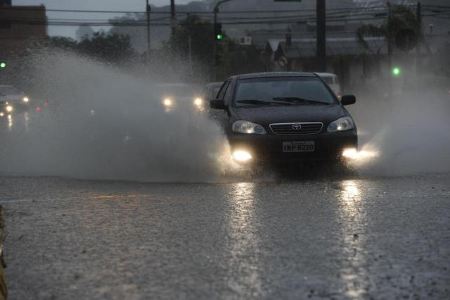 Chuva avança no Estado e temperatura cai em praticamente todas as regiões Porthus Junior/Agencia RBS