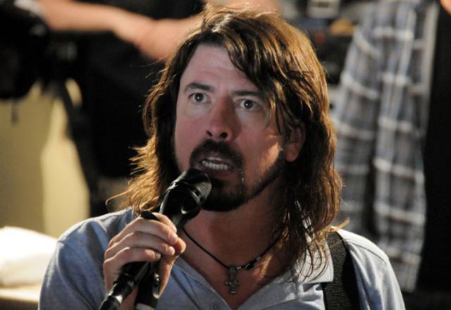 Dave Grohl vai dirigir documentário sobre estúdio de gravação na Califórnia Divulgação/