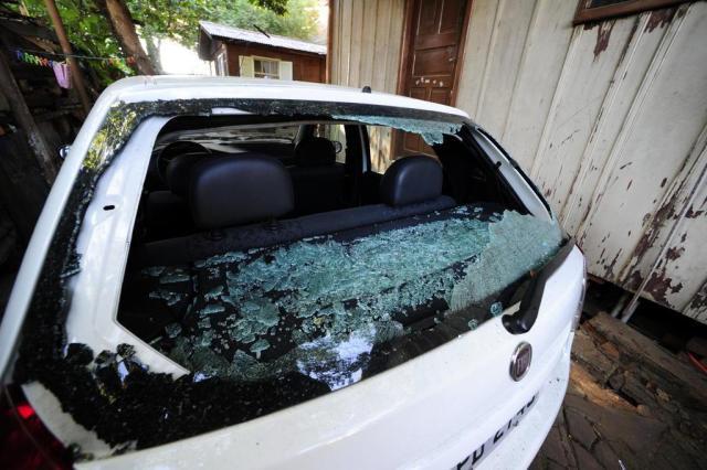 Homem morre após tiroteio com a Brigada Militar em Porto Alegre Ronaldo Bernardi/Agencia RBS