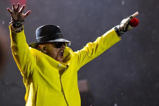 Fãs são proibidos de vestir camiseta de Slash em show do Guns N' Roses em Londres Mauricio Santana, Divulgação/