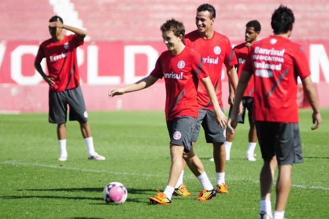 Inter tenta evitar favoritismo no clássico Alexandre Lops/Internacional