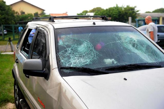 Motorista que atropelou 17 pessoas em Quintão deverá ser indiciado por lesão corporal culposa Mauro Vieira/Agencia RBS