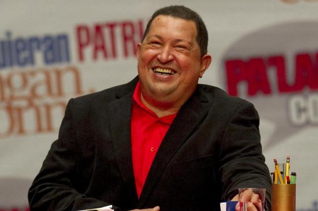 Hugo Chávez admite retorno de tumor que pode ser maligno Juan Barreto/AFP