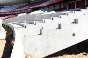Em nota, Andrade Gutierrez assegura a realização da obra no Estádio Beira-Rio Ricardo Duarte/Agencia RBS