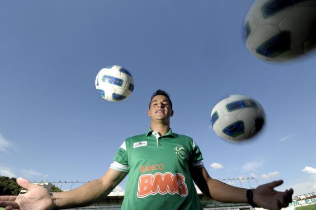 Jonatas Belusso comemora primeira grande atuação com a camisa do Juventude  Juan Barbosa/