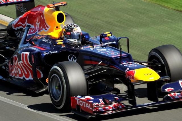 Horner descarta preocupação com relação entre Webber e Vettel William West, AP/