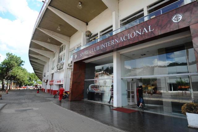 Exploração comercial da área no entorno do Beira-Rio é sonho colorado para depois da Copa Emílio Pedroso/Agencia RBS