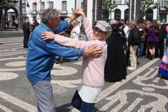 Dançando com o homem errado Arquivo pessoal/Arquivo pessoal