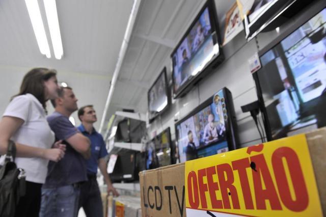 Vendas do varejo caem 0,6% em agosto, diz IBGE Maicon Damasceno/Agencia RBS