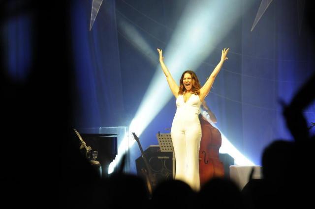 Maria Rita volta à Capital e a Novo Hamburgo com show em homenagem a Elis Regina Adriana Franciosi/Agencia RBS