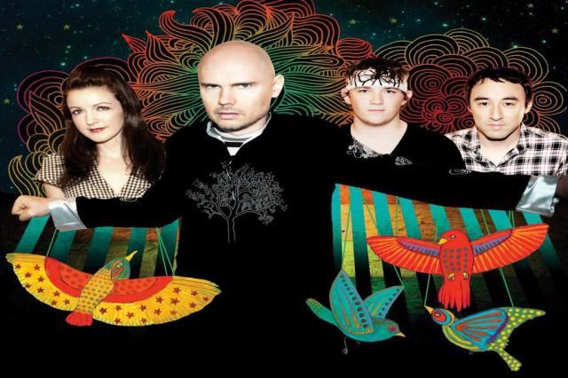 Smashing Pumpkins disponibiliza álbum para stream via iTunes Divulgação/Divulgação
