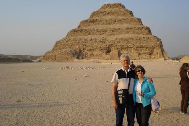 Susto no hotel egípcio Arquivo pessoal/arquivo pessoal