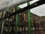 Promotoria especializada criminal inspecionou as instalações do Presídio Central