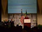 """Dilma participou do encerramento do seminario """"Brasil-EUA Parceria para o Seculo XXI"""", em Washington"""