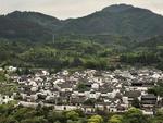 Famoso pelo seu formato de barco, vilarejo de Xidi tem cerca de mil habitantes
