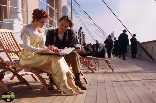 """""""Titanic"""" , de James Cameron, volta a cartaz em 3D na véspera do centenário da tragédia divulgação/divulgação"""