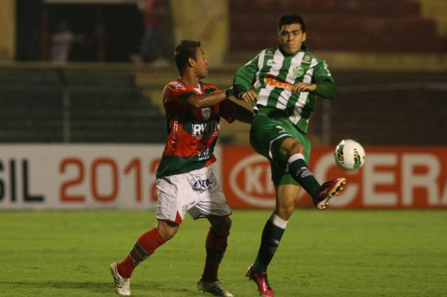 Juventude é goleado pela Portuguesa e se despede da Copa do Brasil ALEX SILVA/AGÊNCIA ESTADO/AE /