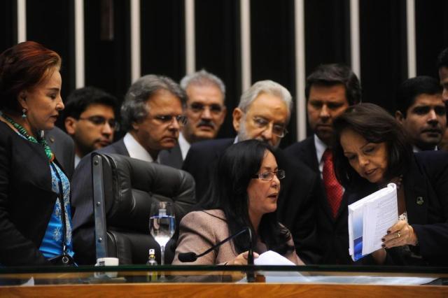 CPI do Cachoeira é criada com apoio de mais de 400 senadores e deputados Leonardo Prado/Câmara dos Deputados,Divulgação