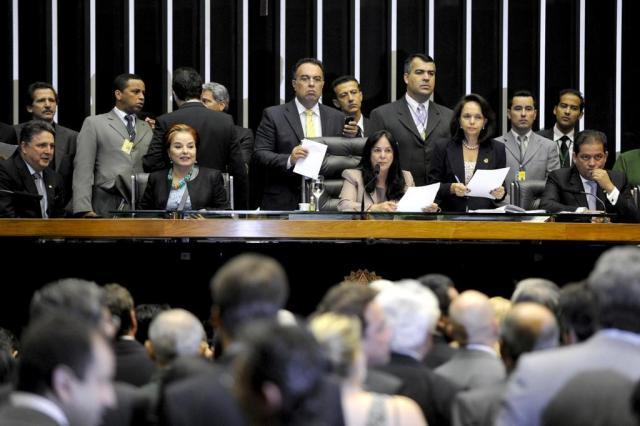 Conselho de Ética do Senado pede ao STF acesso ao inquérito contra o senador Demóstenes Geraldo Magela/Agência Senado